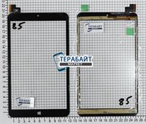 Тачскрин (сенсор) для планшета Prestigio MultiPad Visconte Quad 3G PMP881TD