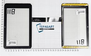 Тачскрин для планшета Digma iDJ7 3G с прямым шлейфом