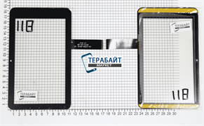Тачскрин для планшета ZTE e-Learning PAD E7
