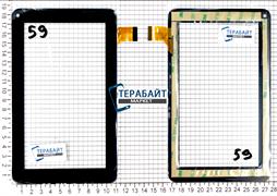 Тачскрин для планшета Exeq P-703
