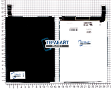 Матрица для планшета CROWN B855