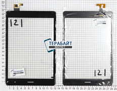 Тачскрин для планшета DNS AirTab MT7851 черный