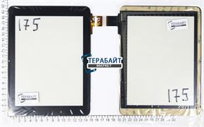 Тачскрин для планшета iconBIT NETTAB PARUS 3G DUO (NT-3801P)