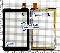 Prestigio MultiPad PMT3767 3G ТАЧСКРИН