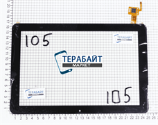 Тачскрин для планшета TELEFUNKEN TF-MID1005G без рамки новый
