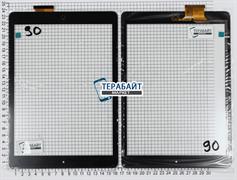 Тачскрин для планшета Tesla Impulse 9.7 3G черный