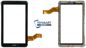 Тачскрин для планшета Irbis TX57
