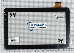 Тачскрин для планшета Prestigio MultiPad PMT3011