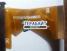 Ginzzu GT-X731 ТАЧСКРИН СЕНСОРНЫЙ ЭКРАН СТЕКЛО