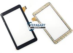 Тачскрин для планшета TurboPad 712 черный