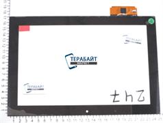 Тачскрин для планшета Prestigio MultiPad 4 PMP7110D3G черный