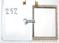 Тачскрин для планшета TurboPad 800