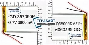 DEXP Ursus TS370 АККУМУЛЯТОР АКБ БАТАРЕЯ