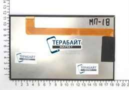 Oysters T84Ni 3G/4G МАТРИЦА ДИСПЛЕЙ ЭКРАН