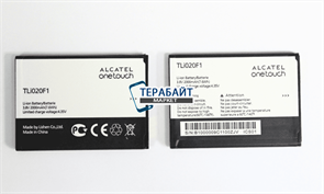 АККУМУЛЯТОР ДЛЯ Alcatel One Touch 6036Y Idol 2 mini S