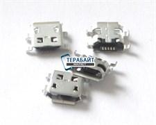 Разъем micro usb для планшета Texet TM-7054