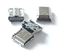 Разъем micro usb для планшета Samsung Galaxy Tab 3 SM-T211 SM-T210