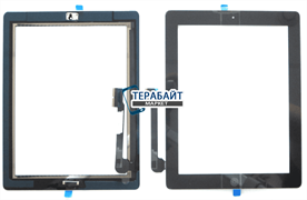 ipad 3 a1416 тачскрин сенсорный экран стекло