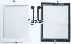 Тачскрин для планшета Ipad 4 белый