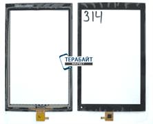 Тачскрин (сенсор)для планшета iRu Pad Master P8901G 3G