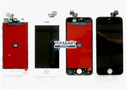 APPLE IPHONE 5 ТАЧСКРИН + ДИСПЛЕЙ В СБОРЕ (МОДУЛЬ)