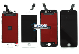 APPLE IPHONE 5S (A1457) ТАЧСКРИН + ДИСПЛЕЙ В СБОРЕ (МОДУЛЬ)