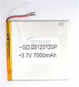 Аккумулятор для планшета DNS AirTab M972g