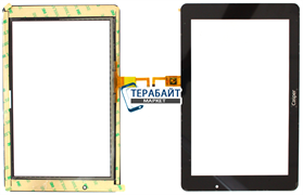 Тачскрин для планшета iconBIT NETTAB THOR IZ 3G (NT-3909T)