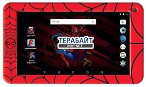 "eSTAR 7"" Themed Tablet Spiderman МАТРИЦА ДИСПЛЕЙ ЭКРАН"