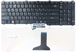 Клавиатура для ноутбука Toshiba Satellite C655D