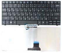 Клавиатура для ноутбука Acer Aspire One 1425 черная