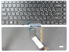 Клавиатура для ноутбука Acer Aspire M3-481T с подсветкой