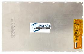 Ginzzu GT-X753 МАТРИЦА ДИСПЛЕЙ ЭКРАН
