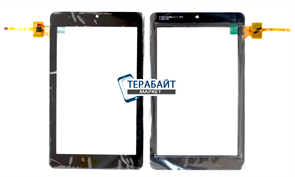 Тачскрин для планшета Prestigio MultiPad Pmp5870c duo