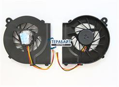 Кулер (вентилятор) для ноутбука HP CQ42 G42 CQ62 G62 CQ72 G72 Series, (для AMD, встроенная видеокарта), p/n: 3MAX7TATP40