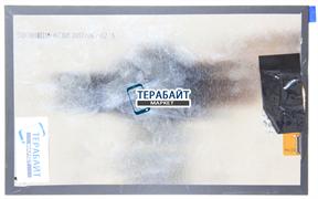 DEXP URSUS N180 МАТРИЦА ДИСПЛЕЙ ЭКРАН