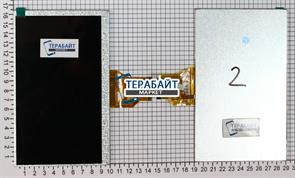 Электронная книга Texet TB-721HD МАТРИЦА ДИСПЛЕЙ ЭКРАН