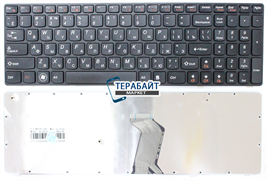 КЛАВИАТУРА ДЛЯ НОУТБУКА LENOVO IdeaPad V570CA