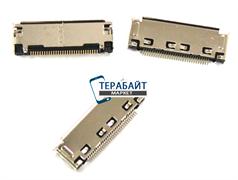 Разъем зарядки для Samsung P3100 / P3110 / P1000 системный (гнездо)