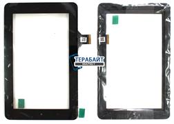 Тачскрин для планшета Prestigio MultiPad PMT3018 черный