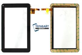 Тачскрин для планшета Prestigio Multipad PMP3637b черный