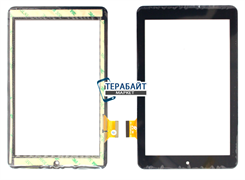 Тачскрин для планшета Intego PX-0715