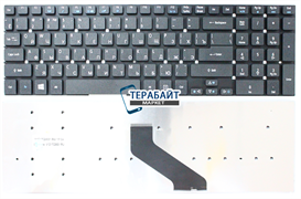 КЛАВИАТУРА ДЛЯ НОУТБУКА MP-10K33SU-698W