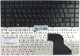 Клавиатура для ноутбука HP CQ620