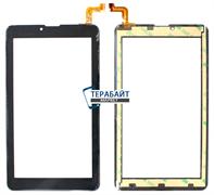 Тачскрин для планшета Digma HIT 4G XC-PG0700-133-A0 черный