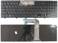 КЛАВИАТУРА ДЛЯ НОУТБУКА DELL Inspiron N5110-3396