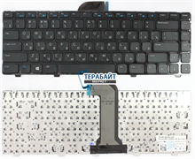 Клавиатура для ноутбука Dell Inspiron 14 3421
