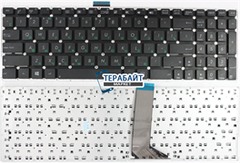 Клавиатура для ноутбука ASUS X555