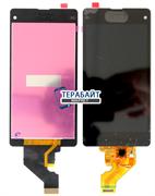 """Дисплей для """"Sony"""" Xperia Z1 Compact (D5503) + тачскрин"""