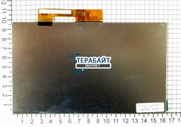Ginzzu GT-7100 МАТРИЦА ДИСПЛЕЙ ЭКРАН